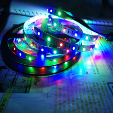 USB Plug DC5V 6V RGB LED strip light SMD 3528 Non-waterproof LED Tape Stripe desk Decor lamp For Christmas TV Background