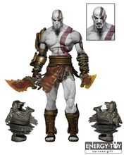 "22cm/9"" NEW God of War 3 Ghost Of Sparta Kratos Ultimate PVC Action Figure doll Collectible Model Toy in box(China)"
