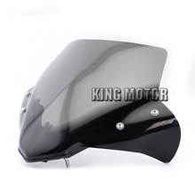 For YAMAHA MT-07 MT07 FZ-07 MT 07 FZ 07 2014-2016 Motorcycle Accessories Windshield Windscreen Pare-brise(China)