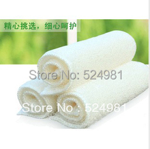 3pcs/lot Free shipping 18*16cm Bamboo fibre towel washing oil wash cloth(China)