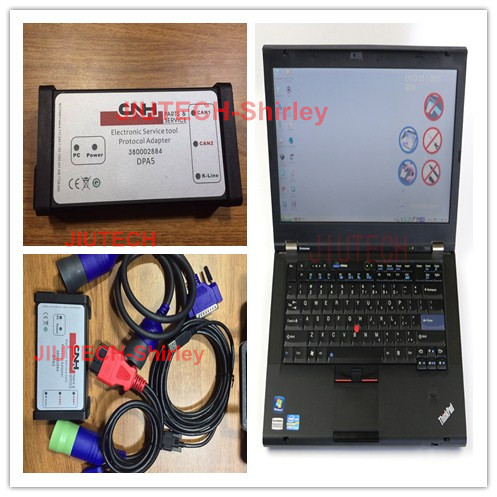 diagnostic kit cnh est for new holland diagnostic tool