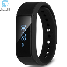 Bluetooth Smart band bracelet i5 plus Waterproof Wristband Pedometer Sleep Tracker Message call Remind smartband for ios Android(China)