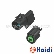 Free shipping 5sets auto KUM electrical 1 way plastic connector, male&female conector PB623-01020 PB625-01027(China)
