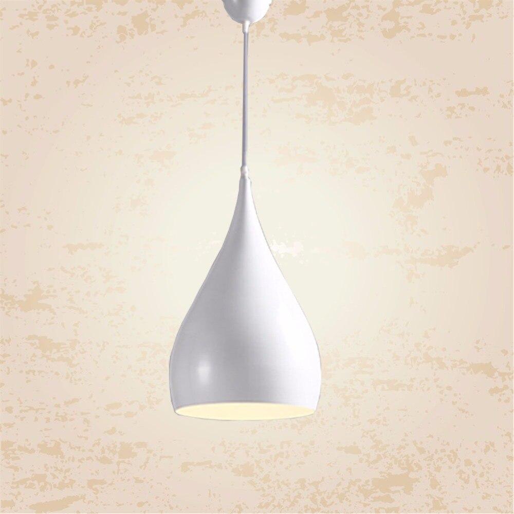 Pendant Light Contemporary Contracted Aluminum Droplight Dining-room Lamp Single Head Lamp Creative Droplight<br><br>Aliexpress