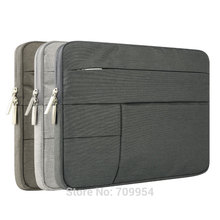 "11""13""15""15.6"" Nylon Laptop Sleeve Pouch Bag PC Protect Case For Macbook Sony HP Lenovo"