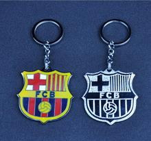 2017 New Football Club KeyChain Arsenal Juventus Inter Milan CABJ ACM PARIS M.C.F.C Etc. Soccers Club Key Chain(China)