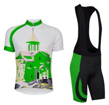 CANADA team Quick-drying perspiration Bicycle Sportswear cycling jersey and bike clothing ropa