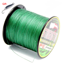 Lure Gift The 100M 6-100LB PE Multifilament Super Braided Fishing Line Carp Fishing For Fish Rope Cord