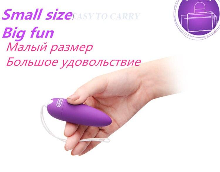Durex Powerful Mini G-Spot Vibrator USB Charging Small Bullet Clitoral Stimulation 5 Vibration Modes Adult Sex Toys For Women 4