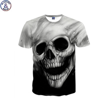 Buy Mr.1991 brand funny design cool skull 3D printed t-shirt boy Newest arrive short sleeve girls t shirt children tops DK1 for $9.95 in AliExpress store