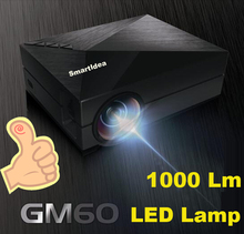 1000lumen Cheap HD TV home Cinema Projector HDMI LCD LED Game PC Digital Mini Projectors 1080P Proyector 3D Beamer