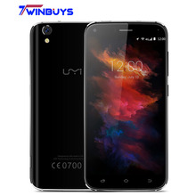 Umidigi Diamond X Android 6.0 Cell Phone 2GB RAM 16GB ROM MT6737 1280*720 5.0 inch Black Golden Mobile Phone