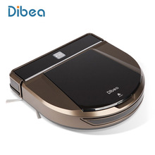 Dibea D900 Robot Vacuum Cleaner Wireless and Bagless Household Aspirador Cleaning Machine(China)
