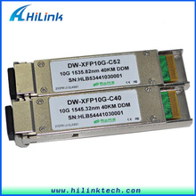 Hot Sale Brand New XFP DWDM 15XX.XXnm 10G CH17-61 DDM 40KM ER Chinese Machine High Quality Optical Modules Free Shipping