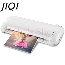 Thermal Office Hot and Cold Laminator A4 paper Document Photo PET Film Roll Packaging warm up plastic-coating Laminating machine