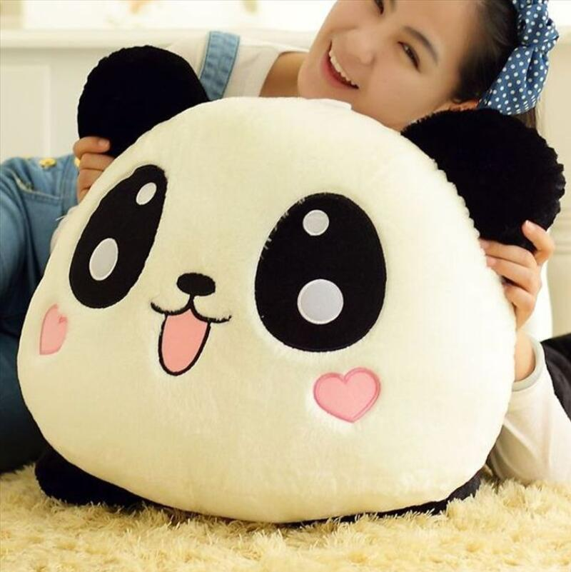1pcs 55CM Big Size Baby Panda Plush Toys Kids Toys Huge Stuffed Animal Panda Dolls Soft Pillows Good Quality Free Shipping<br><br>Aliexpress