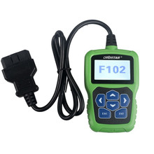 OBDSTAR F102 For Nissan/Infiniti Automatic Pin Code Reader with Immobiliser and Odometer Function Original Brand Tool