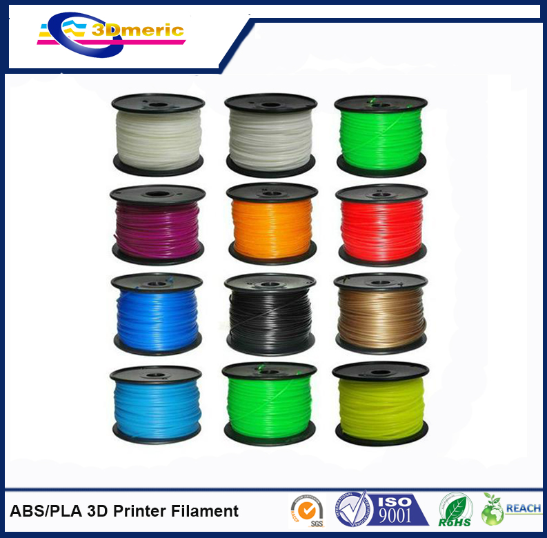 anti-static PLA filament ESD 3D printing filament used for industrial or desk printer<br>
