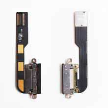 For iPad 2 USB Charging Flex Cable USB Charging Port For iPad 2 Dock Charging Port Flex Cable Dock Connector Flex
