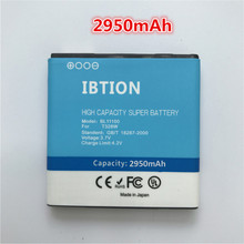 2950mAh BL11100 Use for HTC Desire battery V/VC/VT T328w T328d T328t Sensation XE Z710E G14 G17 EVO 3D X515d X515m