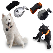 New Pet  Product Pet Dog Cat Recorder Pet Cat  Collar Dog Timing Camera Anti Lost Show master's Phone number Taking Photo supply