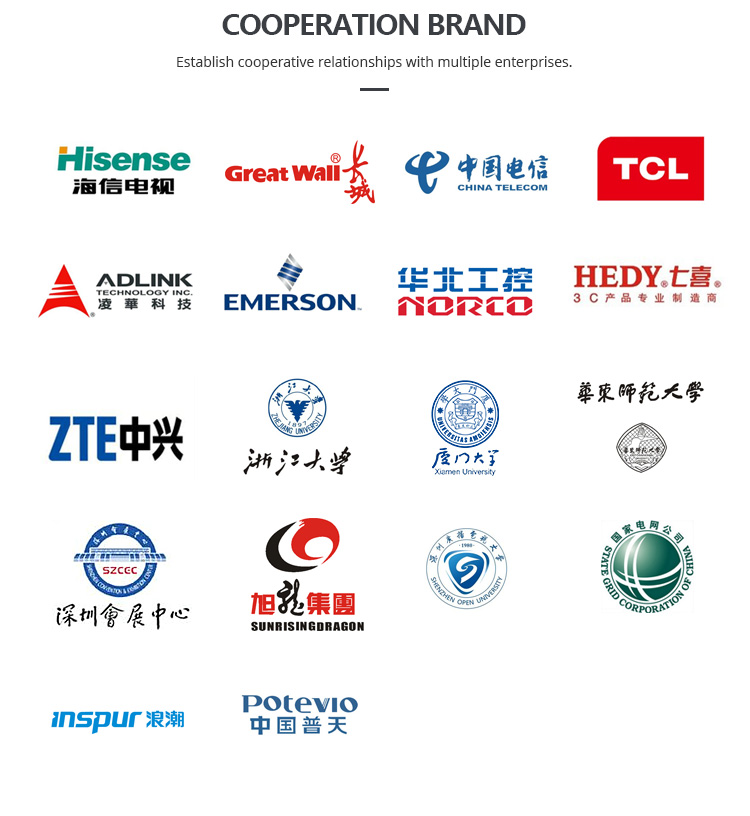 cooperation brand
