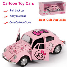 LovelyToo One Piece Model Hot Wheels Rc Cars For Children Pop Juguetes Kids Christmas Gifts(China)