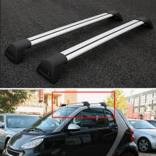 BBQ@FUKA Car Roof Luggage Rack High Quality Car Accessories Fit For Mercedes Benz Smart Universal