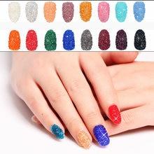 Mini Nail Zircons 1400pcs 1.1mm Many Colors Zircon Rhinestones Micro  Diamonds Mini 3D Nail Art 32859b3717d1