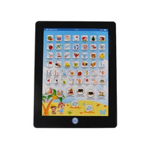 Focalbaby New Russian Learning Machine Baby Y pad Kids Educational Toys Children Learning Machine  FL