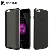 CAFELE Original case for iphone 6s cases Transparent TPU silicon phone Cover for iphone 6 case ultra-thin soft design Back shell