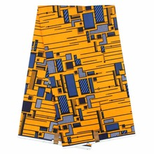 Free shipping ! best quality veritable dutch real wax hollandais wax ,african printed fabric 100% cotton Nigeria wax