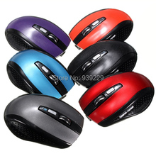 Brand New Multi-Colors 3.0 Bluetooth 6 Button Wireless Mouse 1200DPI With Laser Tracking
