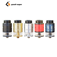 Original Geekvape Peerless RDTA Tank 4ML Atomizer Hinge-lock Filling System 510 810 Drip Tip Fit for Geekvape Aegis Tsunami Mech(China)