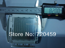 200W high-power LED light source voltage is30-36V  The Forward current is 6A,big size of high power