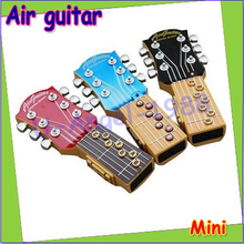 1pcs Gift Idea New Kids IR infrared Electronic Air Guitar Instrument rock educational toys Wholesale Dropship(China)