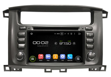 "7"" Android Car DVD Player TV/BT GPS 3G WIFI CANBUS,Car PC/multimedia headunit Audio/Radio/Stereo for Toyota Land cruiser 100(China)"
