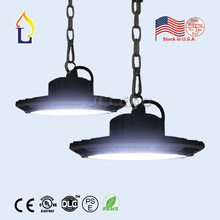 US stock 100W 150W UL DLC LED UFO High Bay Light LED Industrial Lamp IP67 100-277V 5year warranty(China)