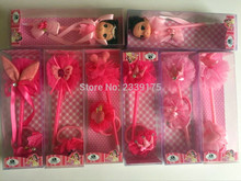 Gift boxes doll night Lolita fairy doll toy facelift model toy work fine girls favorites I can write on  Magic wand