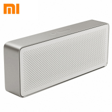 Original Xiaomi Square Box Speaker 2 Xiaomi Bluetooth Speaker Stereo Portable High Definition Sound Quality + retail box  CO.,LTD)