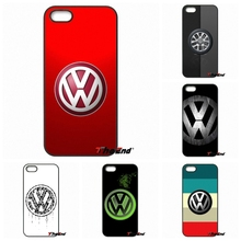 New Brand Car Retro Volkswagen VW Logo Case Cover For Huawei Ascend P6 P7 P8 P9 P10 Lite Plus 2017 Honor 5C 6 4X 5X Mate 8 7 9