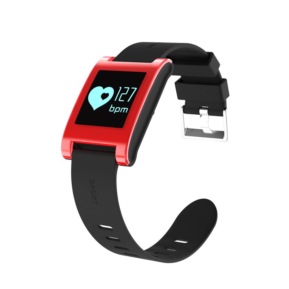 LEMDIOE DM68 waterproof smart band wristband fitness tracker Blood Pressure heart rate monitor Calls Messages watch for phone 21