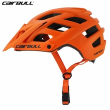 CAIRBULL 22 Vents Breathable Cycling Helmet Safety PC+EPS Outdoor Sports Safety Hats Skiing Helmets Bike Riding casco ciclismo(China)