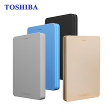 "Toshiba Canvio Alumy usb 3.0 2.5"" Portable 2tb external hard drive hdd externo disque hard disk for Laptop for Laptop Desktop(China)"