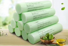 free shipping 1000g Olive DIY hand soap raw material strip soap base(China)