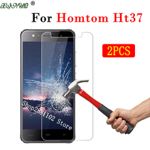 Buy 2Pcs 9H 2.5D Tempered Glass Homtom Ht37 Homt Ht37 Ht 37 5.0 Glas Inch Screen Protector Protective Film Explosion Guard Case for $2.72 in AliExpress store