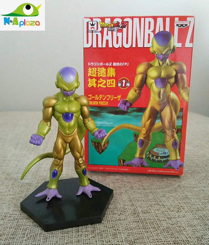 Dragon Ball z Resurrection F Golden Freezer Frieza Freeza 15cm PVC Action Figure Model Toys Gifts Collection Toy<br><br>Aliexpress