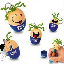 10pcs/lot Korea Cute Smile Egg Shape colorful scalable Ballpoint Promotion supplier Gift Pen(China)