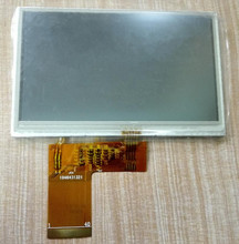 NoEnName_Null 4.3 inch universal LCD screen display with touch panle 480(RGB)*272 compatible with 40pin(China)