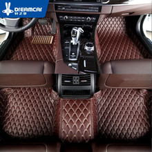 Fit carpets, car to Mercedes Benz C200 B180 E260 S350 CLA g glk300 ml / 400 class style carpets, car 3D(China)